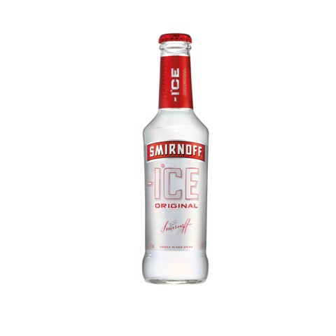 Smirnoff Ice  PET   doos 24x0,275L
