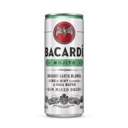 Bacardi Mojito blik        tray 12x0,25L