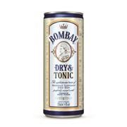 Bombay Dry Gin & Tonic blik  tray 12x0,25L