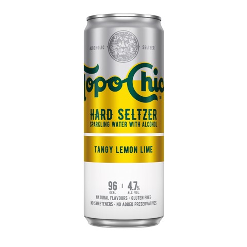 Topo Chico Hard Seltzer Lemon Lime tray 12x0,33L