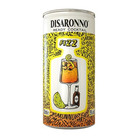 Disaronno Fizz blik        tray 12x0,20L