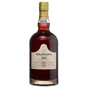 Graham's Port 20 YO Tawny (Tube)   0,75L