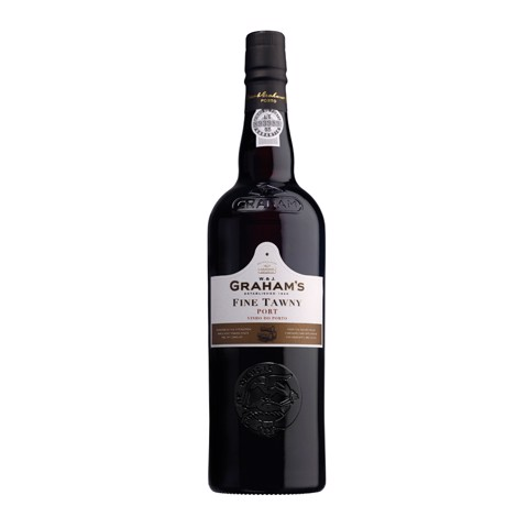 Graham's Fine Port Tawny           0,75L