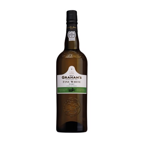 Graham's Fine Port White           0,75L