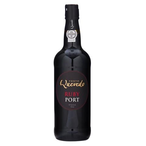 Quevedo Port Ruby                  0,75L