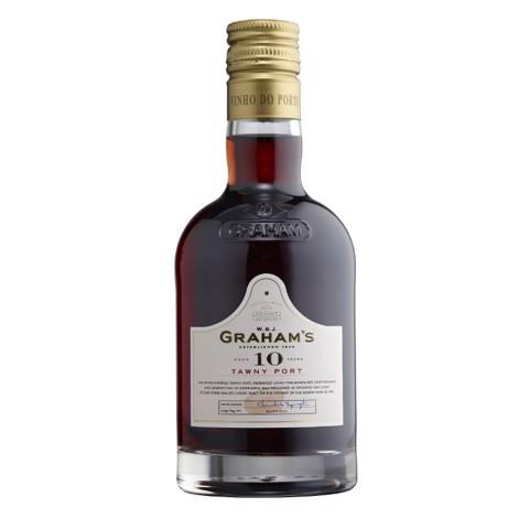 Graham's Port 10 YO Tawny      doos 12x0,20L