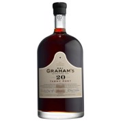 Graham's Port 20 YO Tawny          4,50L