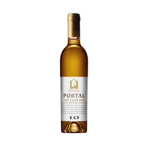 Portal 10 YO Aged White Port doos 12x0,375L