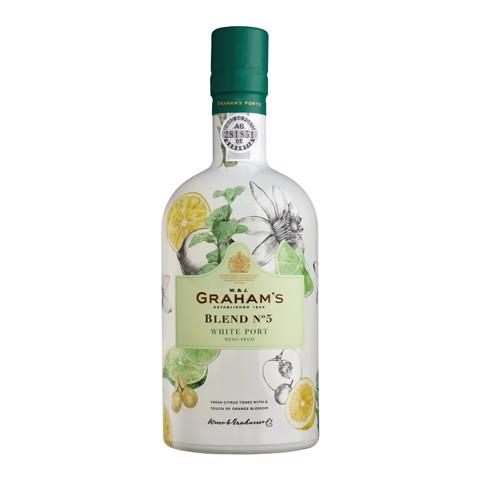Graham's Blend No 5 White Port     0,75L