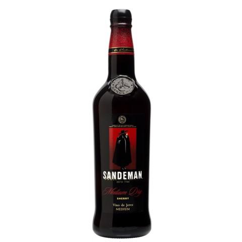 Sandeman Sherry Medium Dry        0,75L