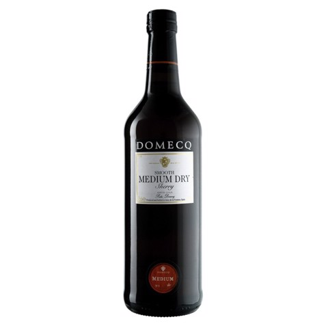Domecq Sherry Medium Dry           0,75L