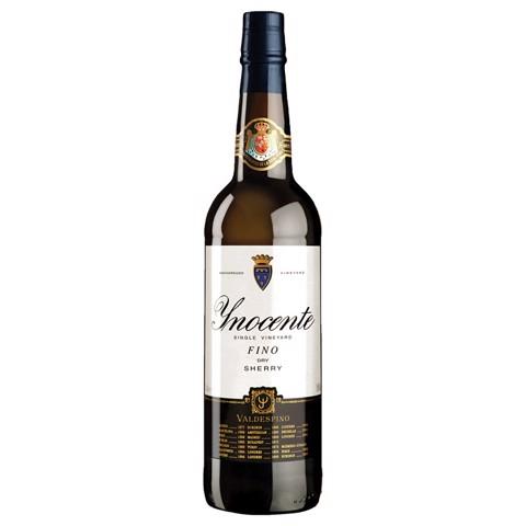 Valdespino Inocente Fino Sherry    0,75L