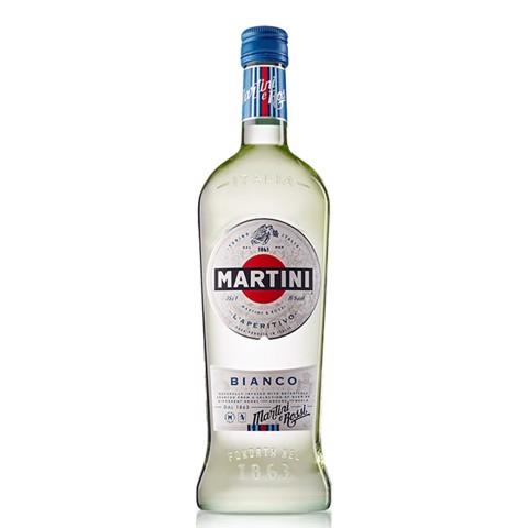 Martini Vermouth Bianco                1,00L