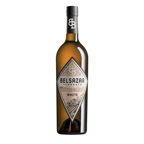Belsazar Vermouth White            0,75L