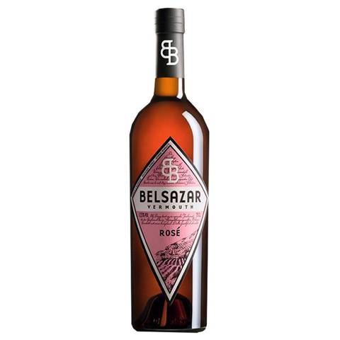Belsazar Vermouth Rose              0,75L