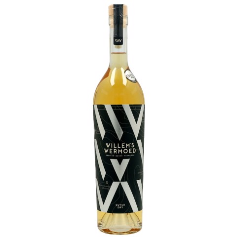 Willem's Wermoed Dutch Dry         0,75L