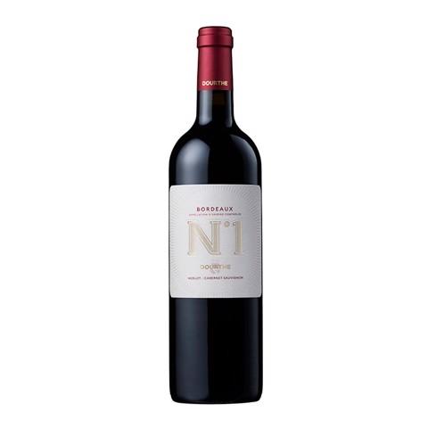 Dourthe No1 Merlot - Cabernet Sauvignon      0,75L
