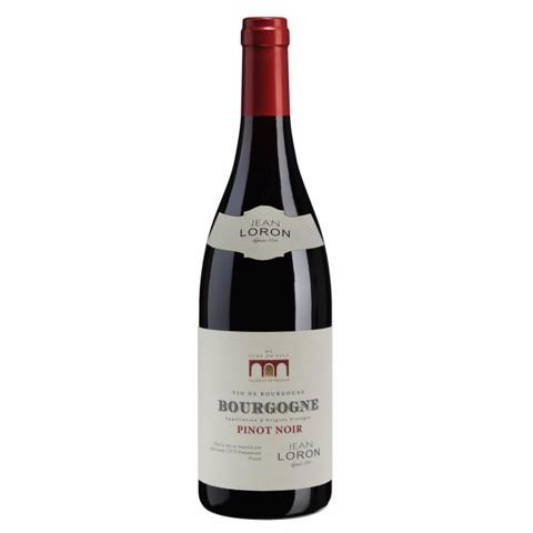Jean Loron Bourgogne Pinot Noir         0,75L