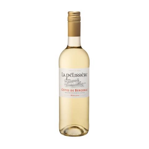 La Pélissière Bergerac Blanc Moelleux 0,75L