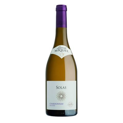 Laurent Miquel Solas Chardonnay Réserve   0,75L