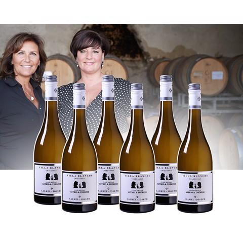 Astrid & Thérèse Villa Blanche Chardonnay       0,75L