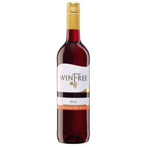 Winfree Red Wine 0.5%              0,75L