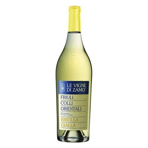 Le Vigne di Zamò Colli Orientali Ribolla Gialla      0,75L
