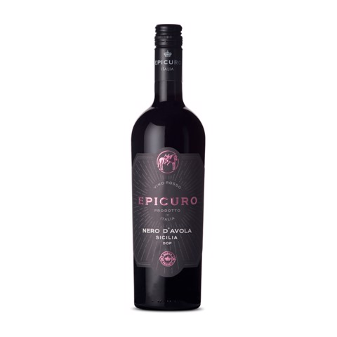 Epicuro Nero d'Avola 0,75L