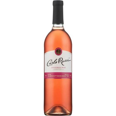 Carlo Rossi California Rosé        0,75L