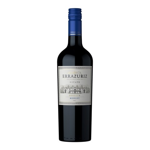 Errázuriz Estate Series Merlot         0,75L