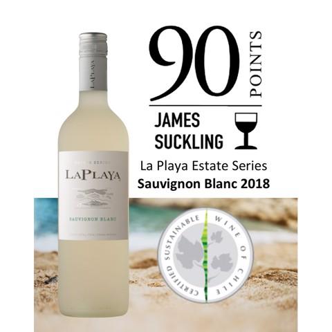 La Playa Sauvignon Blanc        0,75L