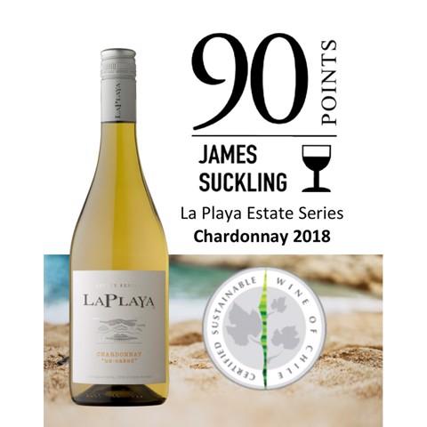 La Playa Chardonnay             0,75L
