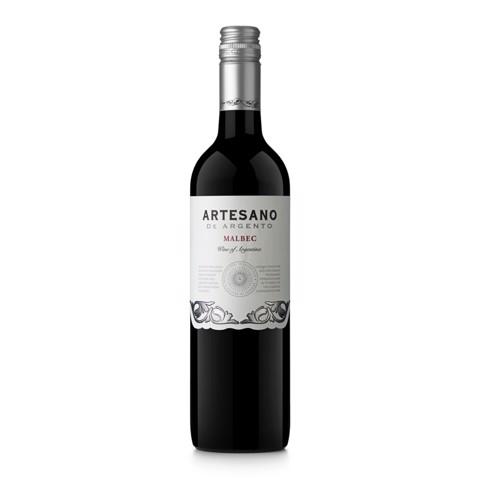 Artesano de Argento Malbec                 0,75L