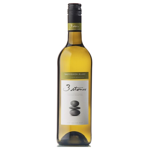3 Stones Sauvignon Blanc        0,75L