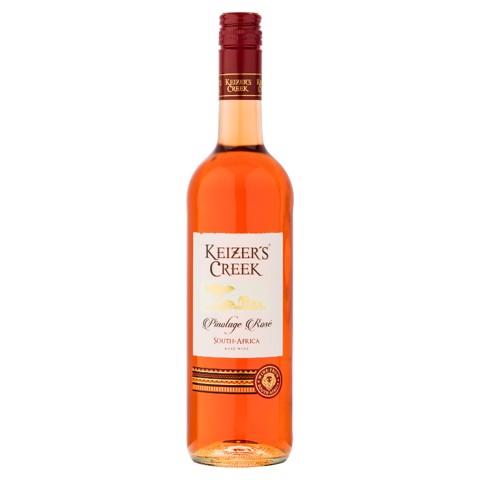 Keizers Creek Pinotage Rosé     0,75L