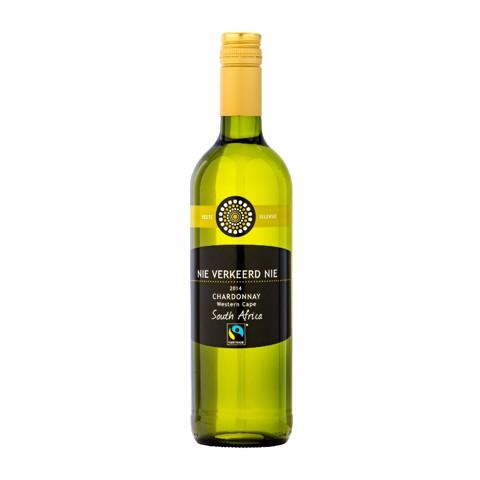 Nie Verkeerd Nie Chardonnay 0,75L