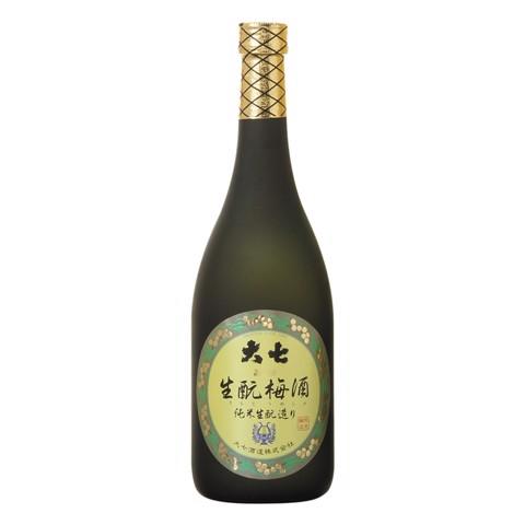 Daishici Sake Junmai Kimoto      0,72L