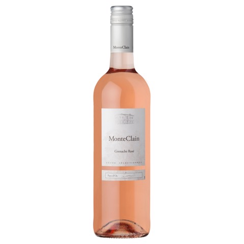 MonteClain Grenache Rosé    0,75L