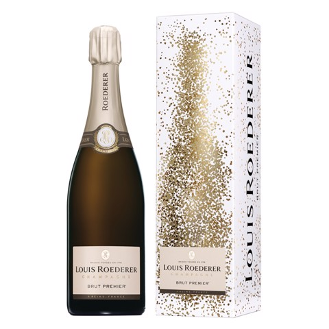 Louis Roederer Champagne Brut Premier GP 0,75L