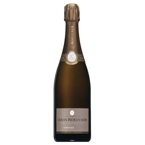Louis Roederer Champagne Vintage Giftbox    0,75L