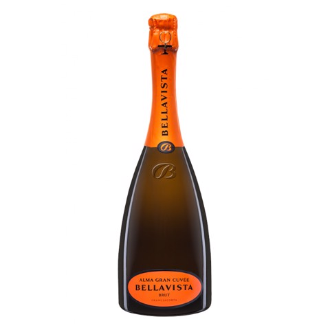 Bellavista Franciacorta Alma Gran Cuvée 0,75L