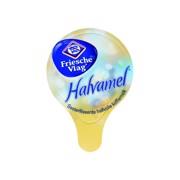 Friesche Vlag Halvamel cups doos 400x7,5gr