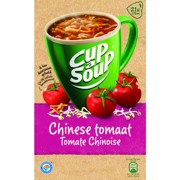 Cup-a-Soup Chinese Tomaat   doos 4x21x175ml