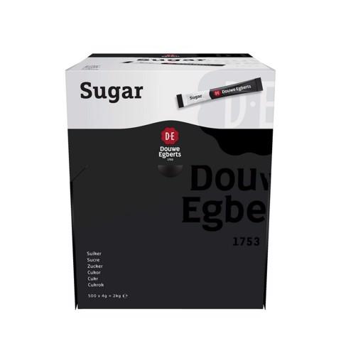 Douwe Egberts Suikersticks             doos 500x4gr
