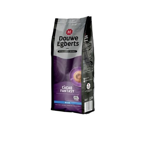 Douwe Egberts Cacao Fantasy Blue   zak 1,0kg