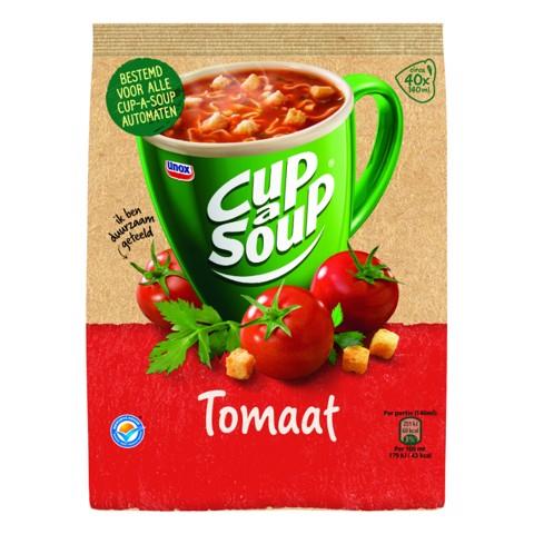 Cup-a-Soup Vending Tomaat    doos 4x40st