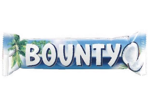 Bounty Melk                 doos 24x57gr