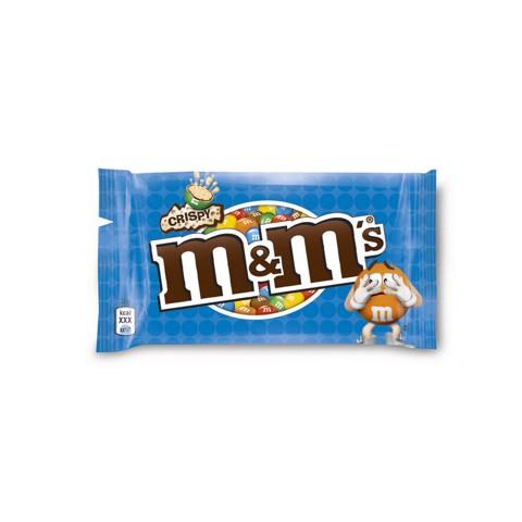 M&M's Crispy                doos 24x36gr