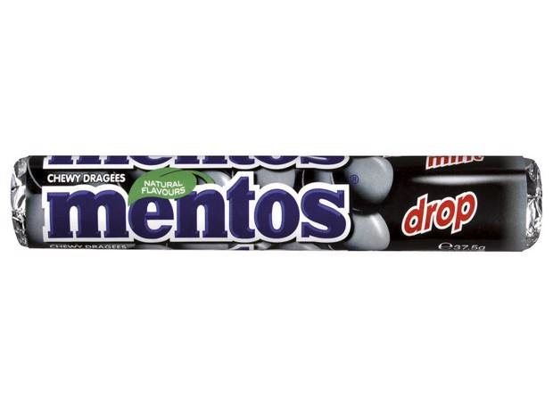 Mentos Drop Rol                doos 40x38gr