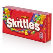 Skittles Fruits             doos 16x45gr